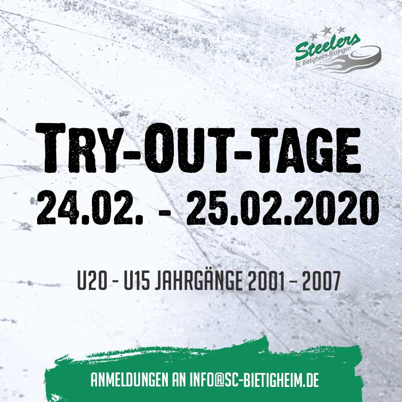 Try-Out-Tage  Bild