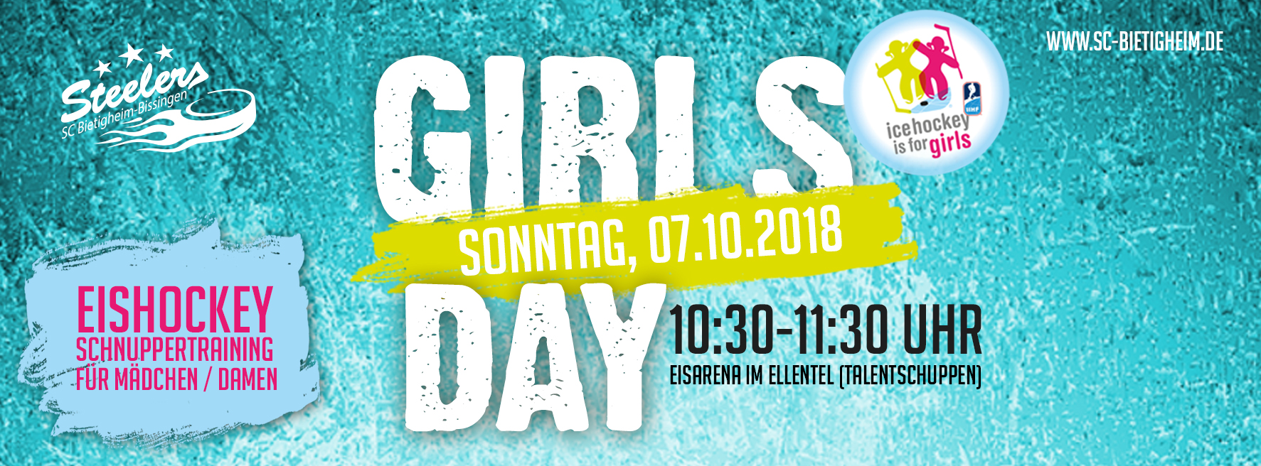 IIHF Girls-Day Bild