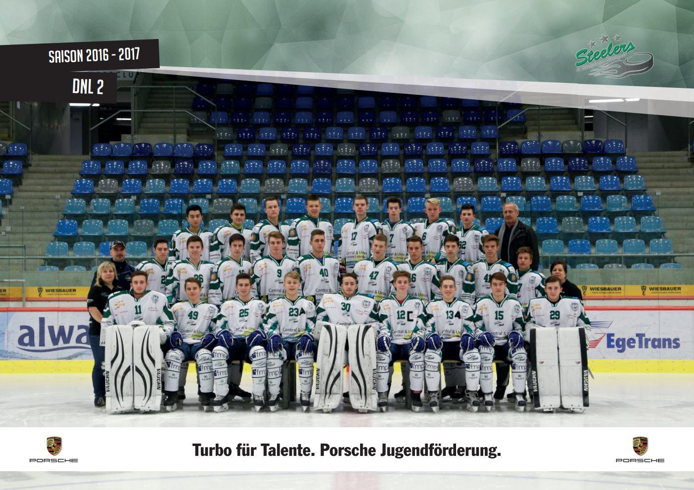 eishockey steelers